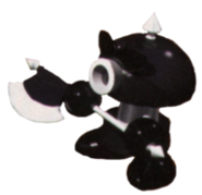AxemBlack