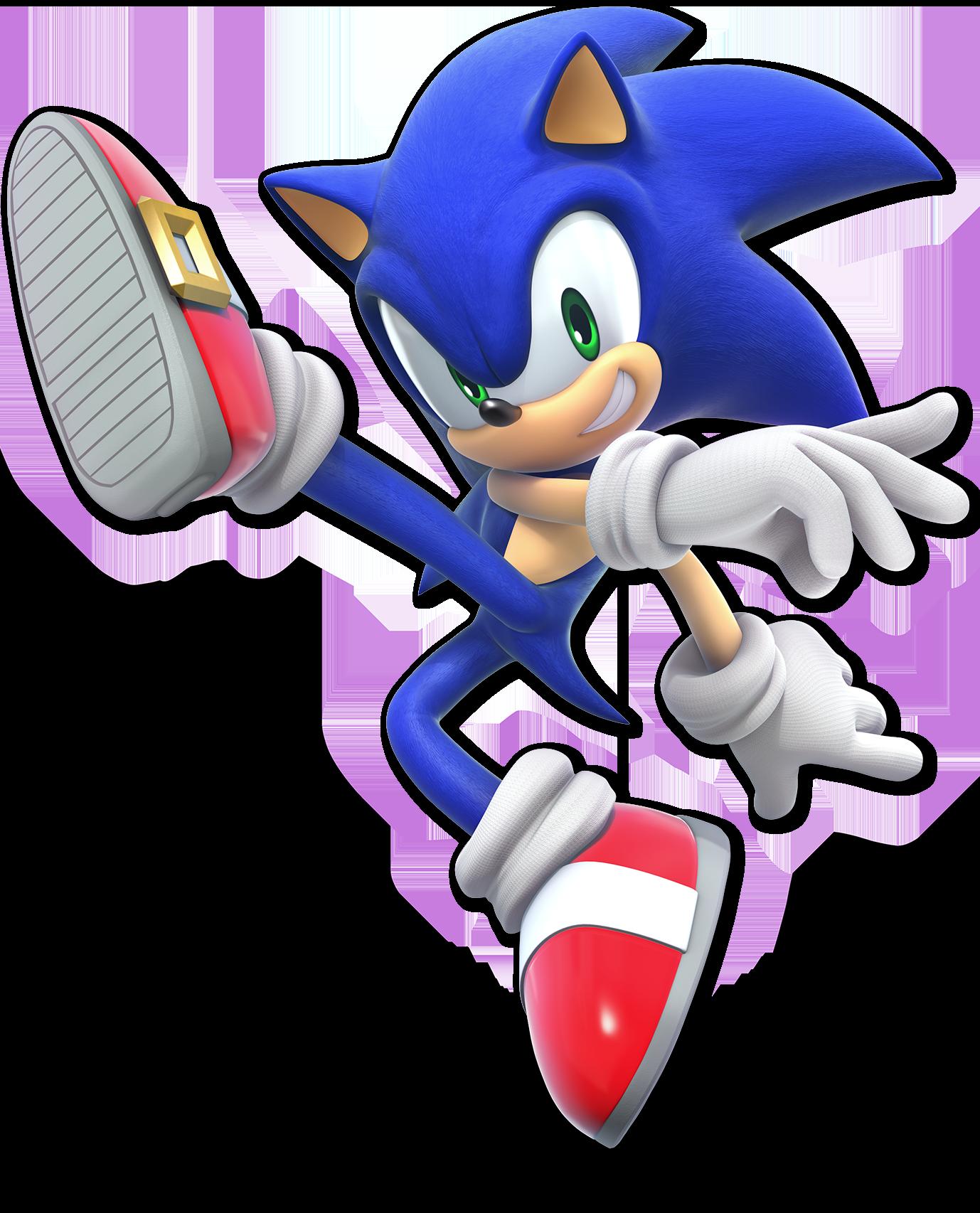 Sonic the Hedgehog   MarioWiki   FANDOM powered by Wikia