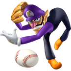 MSB Artwork Waluigi