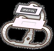Manoir de Luigi - MK8D (parcours)