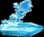 Mario de glace - SMG