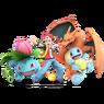 SSBU Artwork Pokémon Trainer