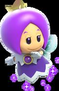 391px-Purple Fairy Artwork - Super Mario 3D World