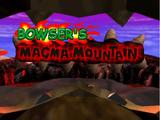 Montaña de Magma de Bowser