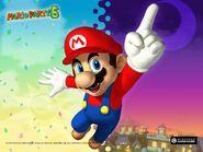 Mario en mario party 6