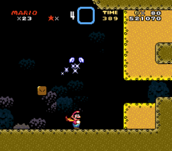 SMW Screenshot Bowsers Tal 2