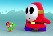 Shy guy gigante