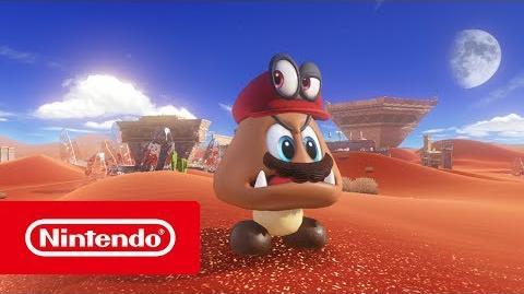 CuBaN VeRcEttI/Nintendo mostró nuevos detalles de Super Mario Odyssey durante la E3