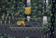 Yellow Koopa Bro. Setting A Trap