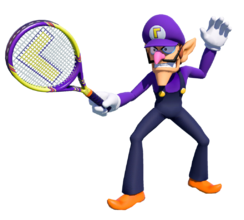 MT - Ultra Smash - Waluigi