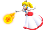 SM3DW Artwork Feuer-Peach