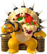 Bowser (Mario Party Island Tour)