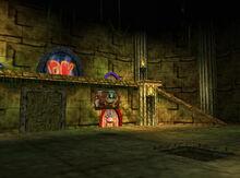 DK64 Screenshot Azteken Arena Lobby