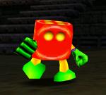 DK64 Screenshot Mr. Würfel