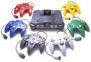 N64 Controles
