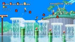 New Super Mario Bros Mii imangen 1