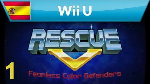 Paper Mario Color Splash - Rescue V Episodio 1 (Wii U)