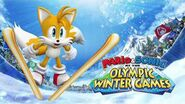 Tails Voice Clips Mario & Sonic at the Olympic Winter Games
