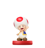 Toad-amiibo