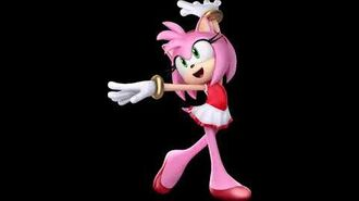 Amy Rose Voice Clips - Mario and Sonic at the Tokyo 2020 Olympic Games