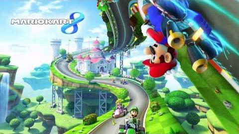 Credits - Mario Kart 8 Music Extended