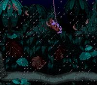 DKC Screenshot Lianen-Limbo