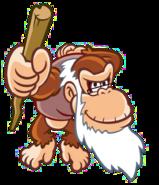 DKKOS Artwork Cranky Kong