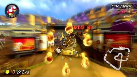 DS Wario Stadium 200cc - 1 23.160 - vƒ◆Jimmy-え (Mario Kart 8 Deluxe World Record)