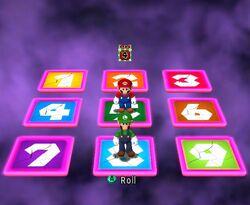 MP4 Screenshot Bowser-Gewürfel
