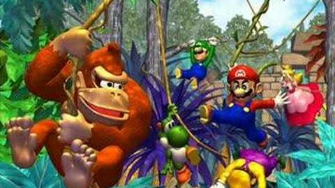 Mario Party DK's Jungle Adventure