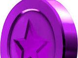 Moneda Púrpura