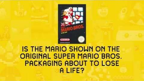 Shigeru Miyamoto answers questions about Super Mario Bros.