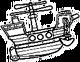 Airship stamp