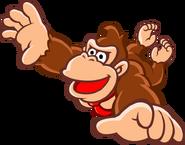 DKKOS Artwork Donkey Kong