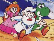 Dr. Light Mario Cómic