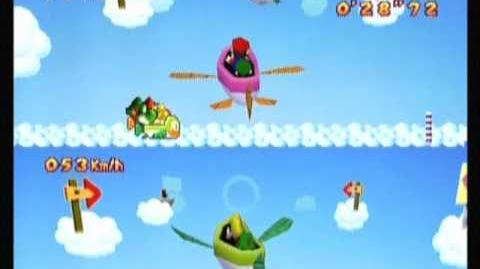 Mario Party 2 Himmelsfeger (Sky Pilots)