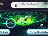 Matter Splatter Galaxy