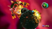 Bowser Battle SMG2