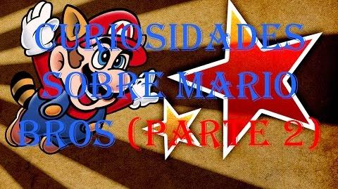 Curiosidades sobre Mario Bros (Parte 2)