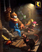 Doorstop Dash - Promotional - Donkey Kong Country 3