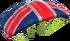 MKT Parapente Union Jack