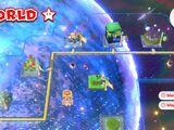 Monde étoile (Super Mario 3D World)