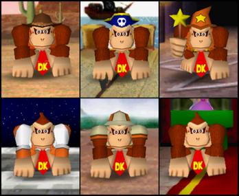 Donkey Kong Mario Party 2