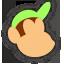 Icône Diddy Kong vert Ultimate