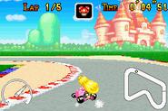 MKSC SNES Mario Circuit 1