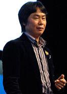 Сигэру Миямото GDC 2007