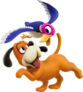 Duo Duck Hunt - SSB4