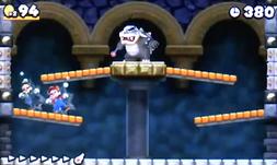 Morton Koopa Jr. en New Super Mario Bros. 2