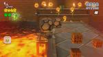 SM3DW Screenshot Boss-Karumpels Lavaversteck