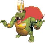 King K. Roll en DK64